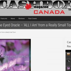Cashbox Canada Magazine picks up Really Small Town